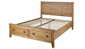 wooden bed frames classic oak beds bensons for beds