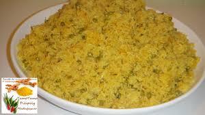 cuisiner les petit pois cuisine artisanale d ambanja madagascar riz jaune aux petit pois
