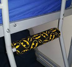 Bunk Bed Ladder Cover Batman Padded Bunk Bed Ladder Rung Covers No Tool Install Safe