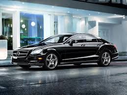 why are mercedes so expensive mercedes cls550 in black with optional 19 inch amg wheels
