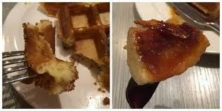 v黎ements cuisine 焦糖香蕉窩夫