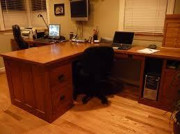 Office Desks Oak Oak Office Desk From Leftovers By Nolongerhere Lumberjocks