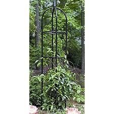 Trellis For Climbers Amazon Com H Potter Trellis Large Obelisk For Climbing Garden