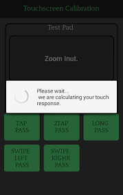 touch screen calibration apk touchscreen repair calibration android apps on play