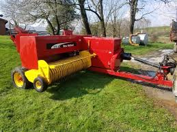 small square baler sold high on pennsylvania auction yesterday