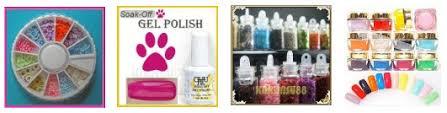 where can we get cheap wholesale nail art supplies