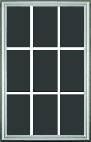 Patio Door With Vented Sidelites by Home Rsl Doorglass