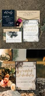 10 hot wedding invitation trends you need to for 2018