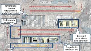 Atlanta Airport Terminal Map City Buys Sheraton Airport Hotel For Almost 17 Million To Become
