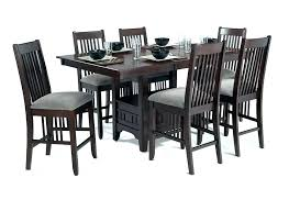 bobs furniture round dining table bobs dining table formal dining room sets 6 piece dining set dining