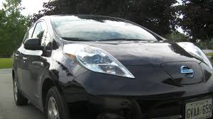 nissan leaf price canada ontario canada boosts electric vehicle incentive program up to