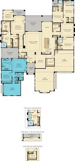 home plans with guest house 16 best 5 bedroom floor plans images on house floor