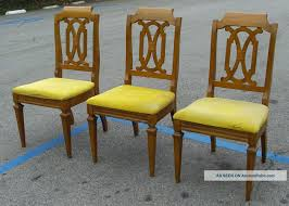 dining chairs wondrous vintage wooden dining chairs photo old