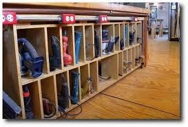Tool Cabinet Wood Tool Storage Ideas