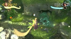 tangled video game hd gameplay