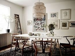 Lighting Dining Room by 12 Times Ikea Lighting Made The Room Mydomaine