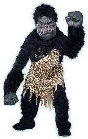 Gorilla Halloween Costume Creature Reacher Mad Ape Gorilla Suit Costume 219 99 Gorilla