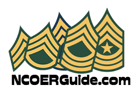 Army Counseling Magic Statement U S Army Ncoer Guide Da Form 2166 9 Ncoer Form