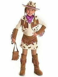 Kids Cowgirl Halloween Costume Western Cowgirl Costume Chasing Fireflies Rodeo
