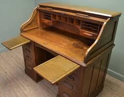 Antique Secretary Desk Value by Antique Roll Top Desk Antiques World