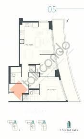 Scarborough Town Centre Floor Plan by 7 On The Park Condos Talkcondo