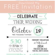 Free Online Wedding Invitations Free Wedding Invitation Templates Cards Saflly Free Printable