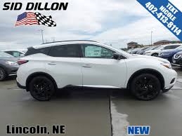 nissan murano alternator replacement cost new 2017 nissan murano platinum suv in lincoln 4n17615 sid