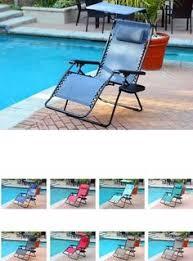 Zero Gravity Patio Chairs by Giantex Folding Lounge Chairs Recliner Zero Gravity Outdoor Beach