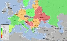 map of euarope world maps europe twenty hueandi co