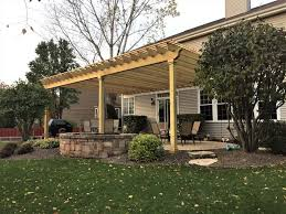 Attached Pergola Designs by 136 Best Chicago Area Pergola Builder Images On Pinterest