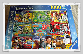ravensburger puzzle club 13 years of disney pixar in one puzzle