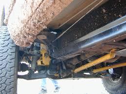 rancho lift upgrade dodge dakota forum