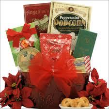 tidings of joy small gourmet holiday christmas gift basket