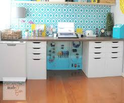 How To Organize Desk 15 Ways To Organize Every Messy Nook With Pegboard Hometalk