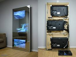 tv in a mirror bathroom tv in mirror awesome mirrors tv in mirror bathroom sacura flat