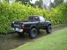 toyota truck lifted 1990 toyota pickup 22re lifted