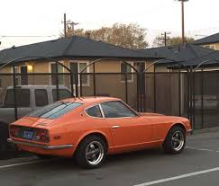 nissan datsun 1970 z car blog