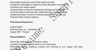 appealing welder resume doc tags welding resume professional