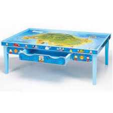 thomas the tank activity table train table with drawers stones finds