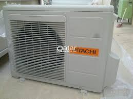 used hitachi split type ac qatar living