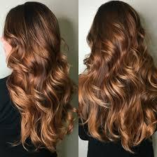 Caramel Hair Color With Honey Blonde Highlights Caramel Balayage On Light Brown Hair Best Balayage Hair Color