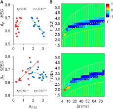 An Information Maximization Approach To Blind Separation And Blind Deconvolution Relationship Of Fast And Slow Timescale Neuronal Dynamics In