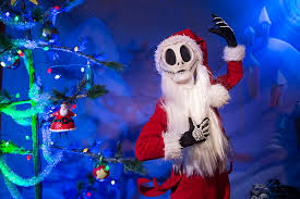 what s this skellington brings a touch of christmastown to