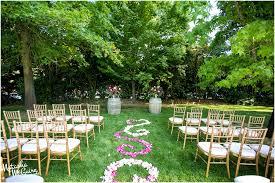 villa aix vineyards and so eventful private estate wedding