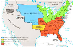 Louisiana Territory Map by Important U S Supreme Court Decisions Dredd Scott V Sandford