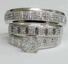 wedding ring sets cheap wedding rings sets for him and
