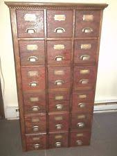 Pine Filing Cabinet America Antique File Cabinets Ebay