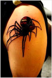 30 attractive spider tattoo designs the xerxes