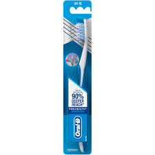 oral b pro health cross action soft toothbrush 1 ct walmart com