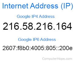 what is my up what is my ip address